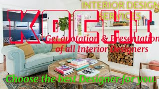 KOCHI     INTERIOR DESIGN SERVICES ~ QUOTATION AND PRESENTATION~ Ideas ~ Living Room ~ Tips ~Bedroom