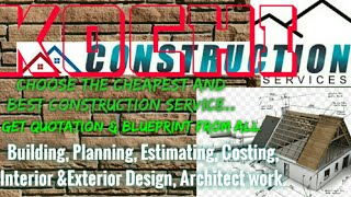 KOCHI    Construction Services ~Building , Planning,  Interior and Exterior Design ~Architect  1280x