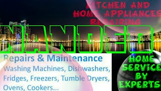 NANDED     KITCHEN AND HOME APPLIANCES REPAIRING SERVICES ~Service at your home ~Centers near me 128