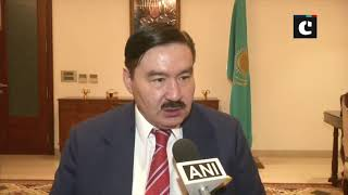Hope India, Pak resolve Kashmir issue bilaterally, says outgoing Kazakh envoy