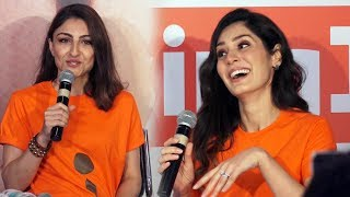 Soha Ali Khan And Bruna Abdullah Support #MissingI Campaign For The Importance Of Iodine & Nutrition