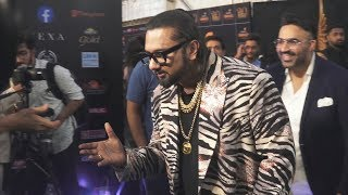 Yo Yo Honey Singh SHOCKING ENTRY At IIFA AWARDS 2019
