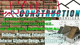 AKOLA    Construction Services ~Building , Planning,  Interior and Exterior Design ~Architect 1280x7