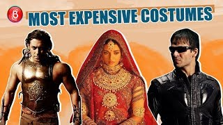 Salman Khan, Aishwarya Rai, Vivek Oberoi - Most Expensive Costumes Of Bollywood Stars