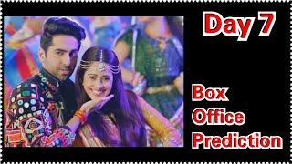 Dream Girl Box Office Prediction Day 7