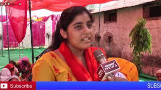 बादली पहुंचने पर कुलदीप वत्स का हुआ जोरदार स्वागत देखें खास रिपोर्ट मेंHAR NEWS 24