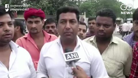 दिल्ली-एनसीआर में नए मोटर व्हीकल एक्ट के विरोध में ट्रांस्पोर्टर्स की हड़ताल
