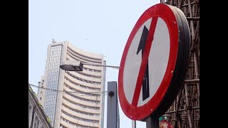 Sensex slips over 100 pts Nifty tests 10800 Vodafone Idea surges 15%