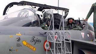 Rajnath Singh becomes first Defence Minister to fly in indigenous LCA Tejas fighter jet