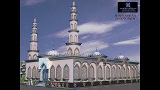 Masjid E Munawar Maharashtra Gunjuti Kasba Ki Tameer Ke Liye Mali imdad Ki Appeal