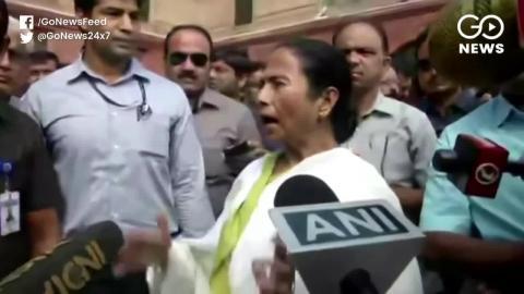 West Bengal की मुख्यमंत्री Mamata Banerjee ने NRC के मुद्दे पर गृह मंत्री Amit Shah से मुलाकात की