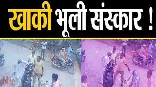 Bharatpur के Rudawal में ASI ने जड़ा बुजुर्ग को थप्पड़..लेकिन थप्पड़ पड़ा ASI को ही भारी !