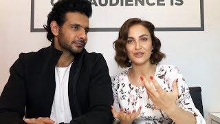 Elle Abram And Viraf Patel Interview For Web Series The Verdict–State Vs Nanavati