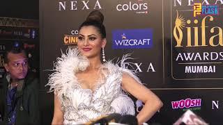 Hotness Overloaded Urvashi Rautela - Full Exclusive Interview - IIFA20 2019 Mumbai