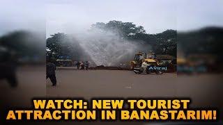 WATCH: New Tourist Attraction In Banastarim!