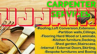 UJJAIN    Carpenter Services  ~ Carpenter at your home ~ Furniture Work  ~near me ~work ~Carpentery