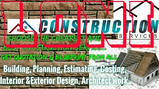 LONI    Construction Services ~Building , Planning,  Interior and Exterior Design ~Architect  1280x7