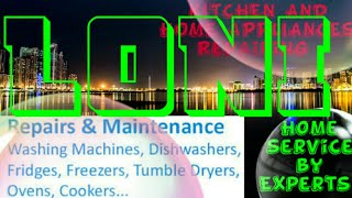 LONI    KITCHEN AND HOME APPLIANCES REPAIRING SERVICES ~Service at your home ~Centers near me 1280x7