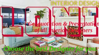 LONI   INTERIOR DESIGN SERVICES ~ QUOTATION AND PRESENTATION~ Ideas ~ Living Room ~ Tips ~Bedroom 12