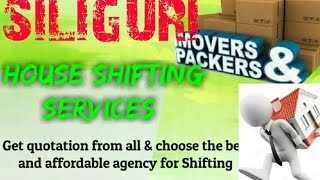 SILIGURI    Packers & Movers ~House Shifting Services ~ Safe and Secure Service  ~near me 1280x720 3