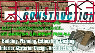 ERODE     Construction Services ~Building , Planning,  Interior and Exterior Design ~Architect 1280x