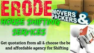 ERODE   Packers & Movers ~House Shifting Services ~ Safe and Secure Service  ~near me 1280x720 3 78M