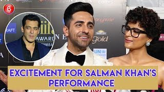 Ayushmann Khurrana Is Excited For Salman's Performance At IIFA Awards