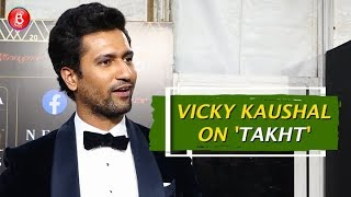 Vicky Kaushal: Shooting For Takht Will Begin In February Next Year