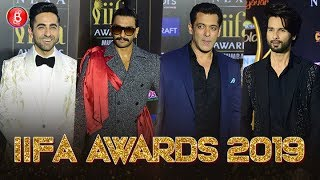 Salman Khan, Ranveer Singh, Shahid Kapoor Dazzle On The Green Carpet Of IIFA Awards