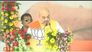 मोदी जी और रघुवर दास जी मिलकर झारखंड को देश का नंबर एक राज्य बनाएंगे: श्री अमित शाह