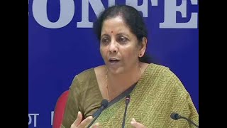 Banks to hold public meets with NBFCs in 400 districts to give credit: Nirmala Sitharaman