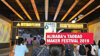 Highlights from Alibaba's Taobao Maker Festival 2019 | Economic Times