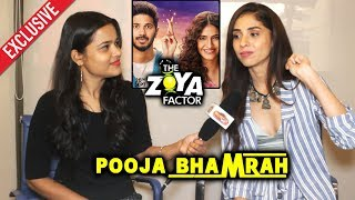 The Zoya Factor Actress Pooja Bhamrah Exclusive Interview | Sonam Kapoor | Dulquer Salmaan