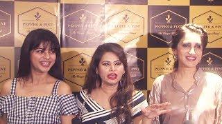 Bigg Boss Marathi Winner Megha Dhade At Smita Gondkar's Party For Bigg Boss Contestants