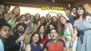 Smita Gondkar Hosts Bigg Boss Marathi GRAND Party | Shiv, Veena, Bichukale, Madhav, Megha, Heena