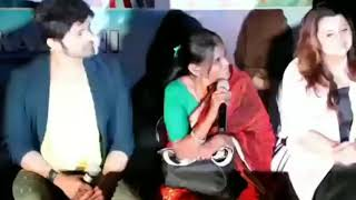 पहली बार Ranu mandal ne हिमेश रेशमिया को बोली आप मेरे लिए भागवान है || b5s music