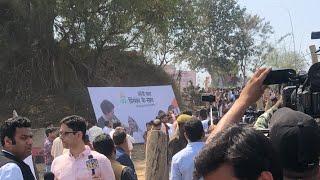 Priyanka Gandhi at Manaiya