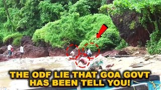 WATCH: The ODF Lie That Goa Govt Has Been Tell You!