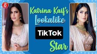 Katrina Kaif's Doppelganger Is A Hugely Popular Tik Tok Star