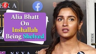 Alia Bhatt's Strong Stand On Inshallah Being Shelved