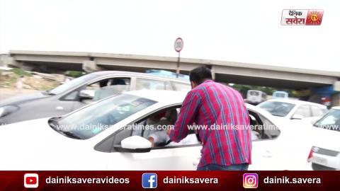 Exclusive: Jalandhar PAP से निकला Bains का बड़ा काफिला, समर्थक भी गिरफ्तारी के लिए तैयार