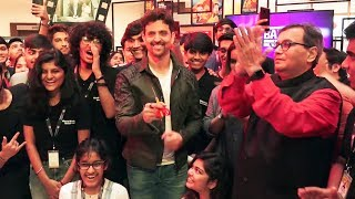 Hrithik Roshan Inaugurate Celebrate Cinema 2019 | FULL VIDEO | WAR