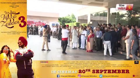 Exclusive: Chandigarh में अहम मुद्दों पर Meeting करने के बाद वापिस लोटे Amit Shah