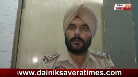 Bhawanigarh के Dera में लुटेरों ने लूटे हज़ारों Rupees