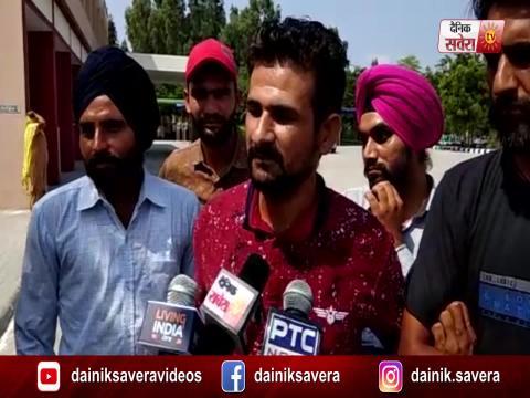 Lambi में Punjab सरकार के रोज़गार मेले की नौजवानों ने बताई सच्चाई