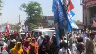 Congress President Rahul Gandhi and Priyanka Gandhi hold a road show at Amethi