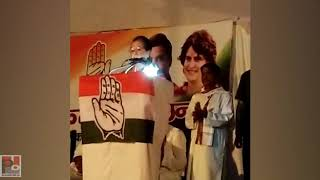 UPA Chairperson Sonia Gandhi addresses a public meeting at Raebareli  02