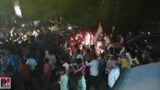 Congress General secretary Priyankagandhi's road show at Lalganj , Raebareli part 02