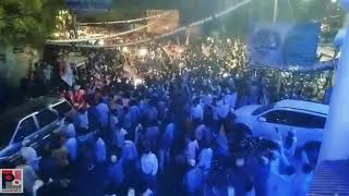 Congress General secretary Priyanka Gandhi's road show at Raebareli part 02