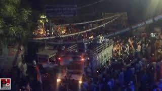 Congress General secretary Priyanka Gandhi's road show at Raebareli part 03